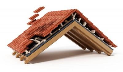 Wir führen alle Arbeiten rund um das Dach aus: